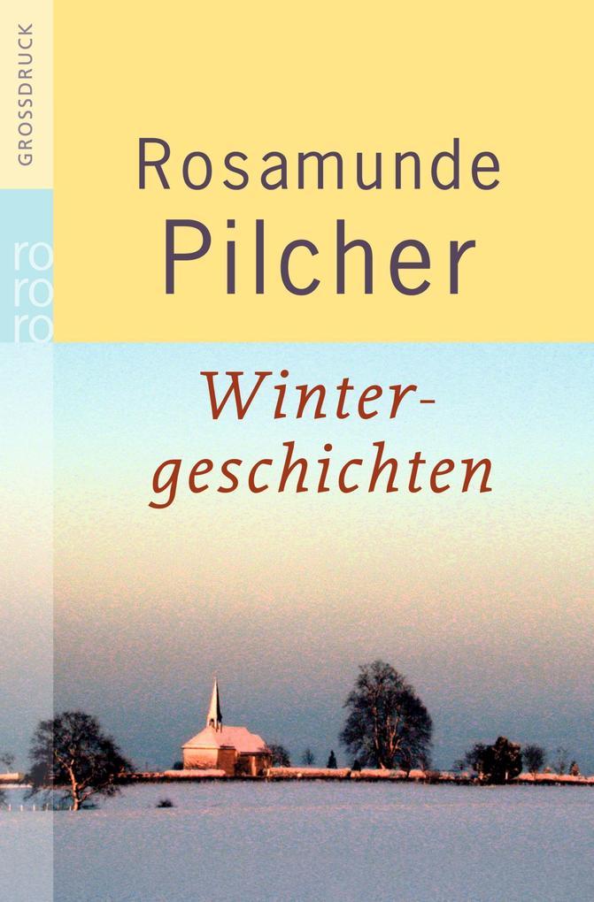 Wintergeschichten Taschenbuch Rosamunde Pilcher