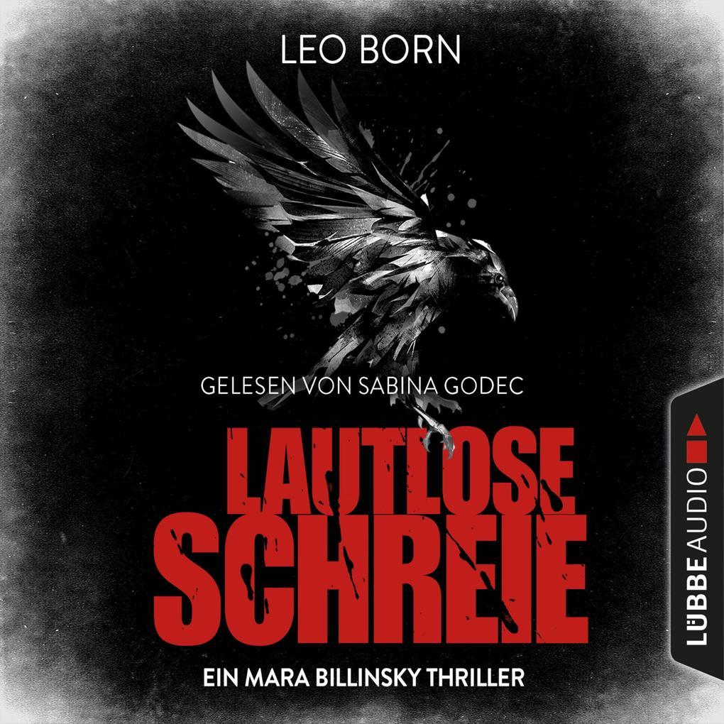 Lautlose Schreie - Ein Mara Billinsky Thriller - Ein Fall für Mara Billinsky 2 (Gekürzt) als Hörbuch Download