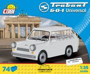 COBI - Youngtimer Collection - Trabant 601 Combi in creme-weiß