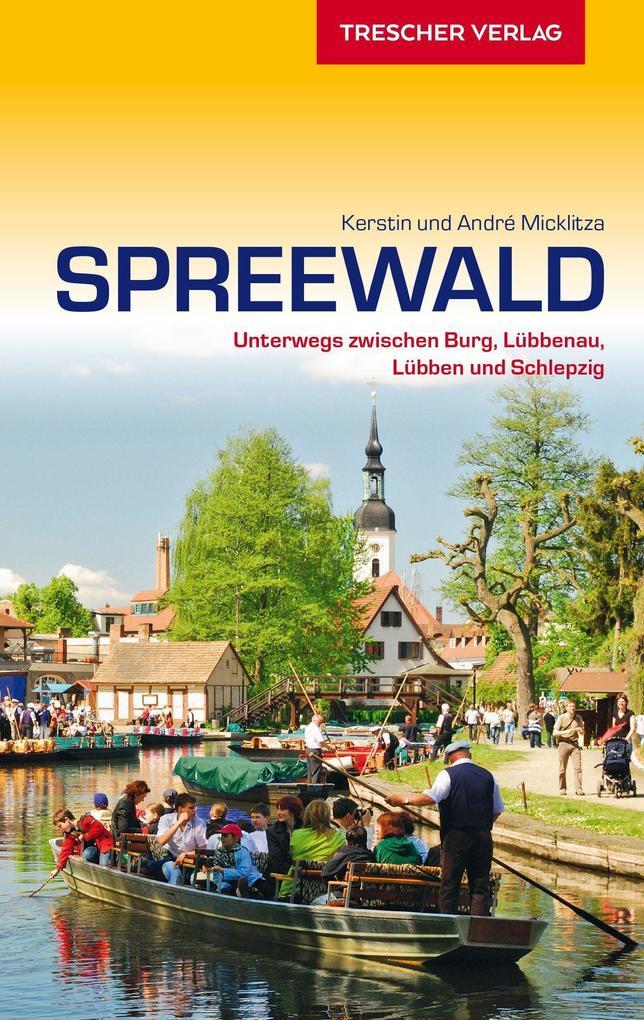 Reiseführer Spreewald als Buch