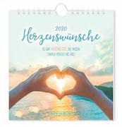 Herzenswünsche 2020 Postkartenkalender