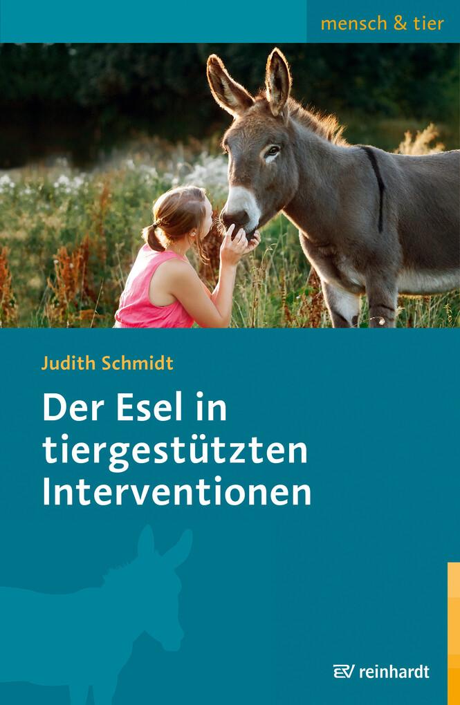 Der Esel in tiergestützten Interventionen als eBook