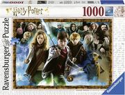Ravensburger Spiel - Der Zauberschüler Harry Potter, 1000 Teile