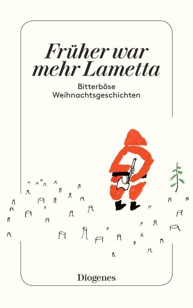 Früher war mehr Lametta als Taschenbuch