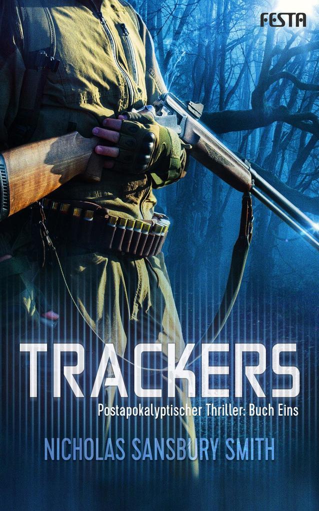 Trackers: Buch 1 als Taschenbuch