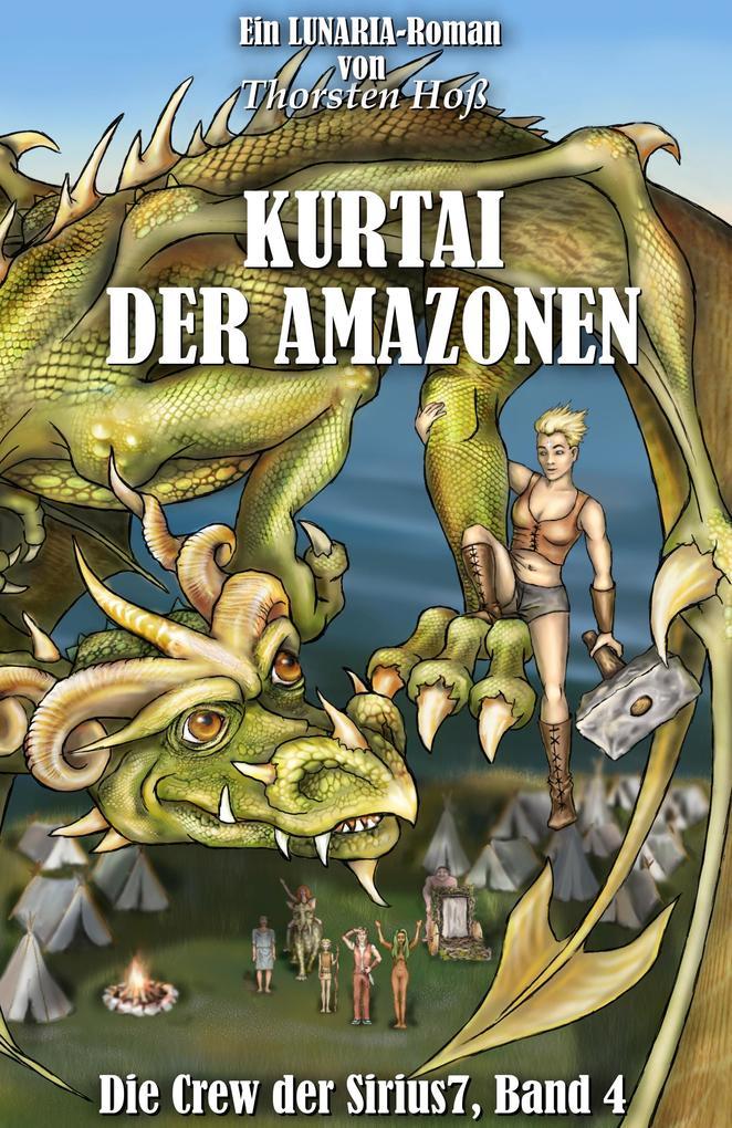 Kurtai der Amazonen als eBook