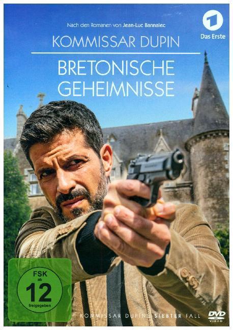 Kommissar Dupin - Bretonische Geheimnisse als DVD