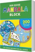 Der dicke Mandala-Block