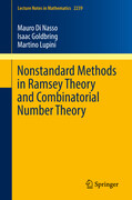 Nonstandard Methods in Ramsey Theory and Combinatorial Number Theory
