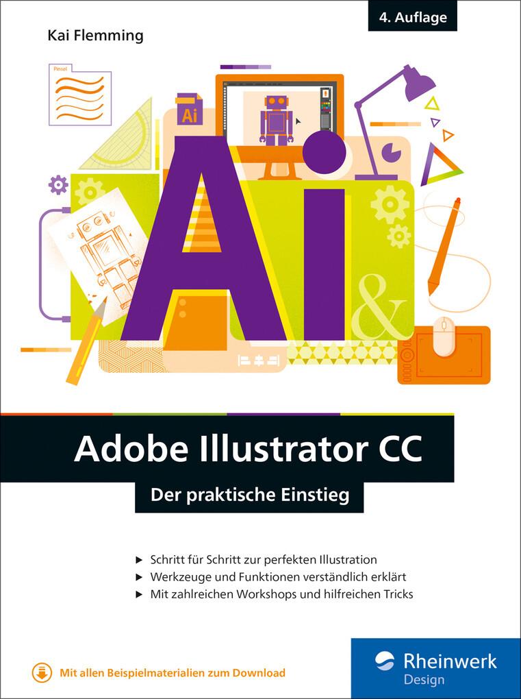 Adobe Illustrator CC als eBook pdf