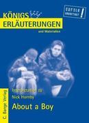 Interpretation zu Nick Hornby 'About a Boy'