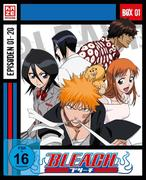 Bleach TV-Serie. Box.1, 3 Blu-ray