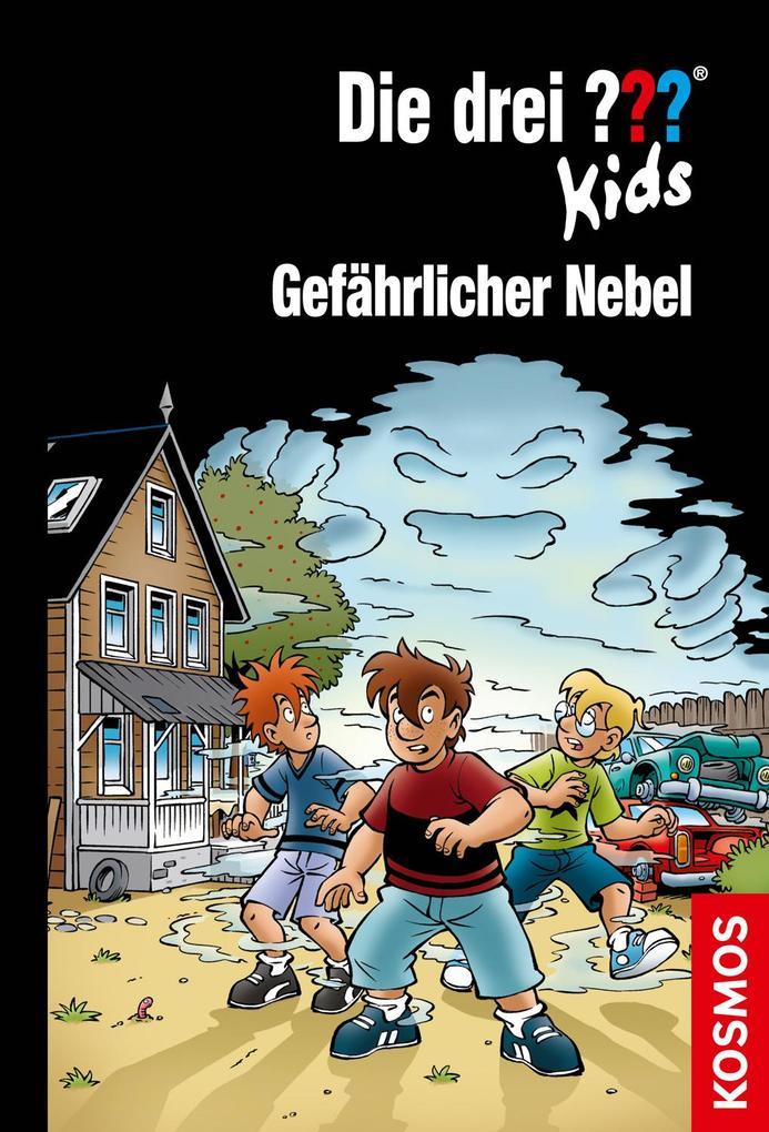 Image of Die drei ??? Kids - Gefährlicher Nebel / Die drei Fragezeichen-Kids Bd.80