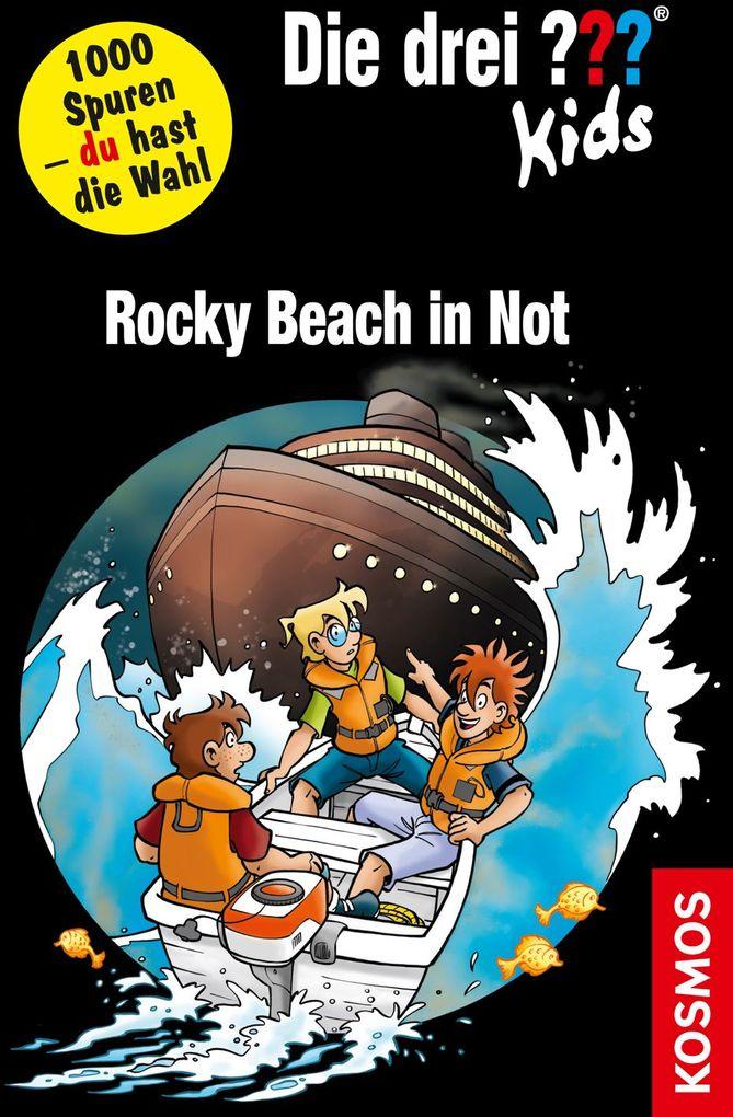 Image of Die drei ??? Kids und du Rocky Beach in Not