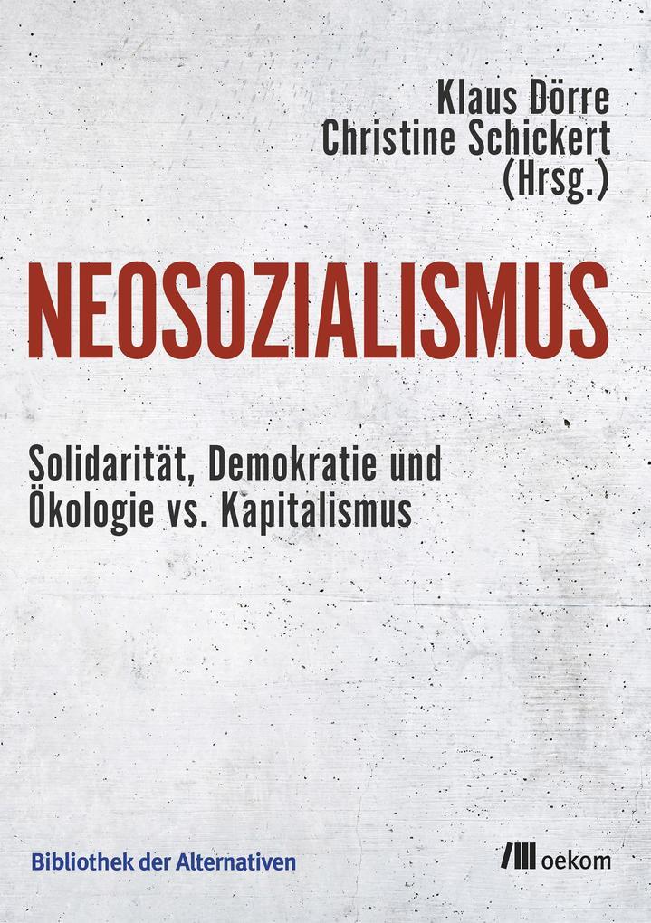 Neosozialismus als Taschenbuch