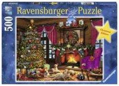 Weihnachten Artikel.Kuschelige Weihnachten Puzzle 500 Teile