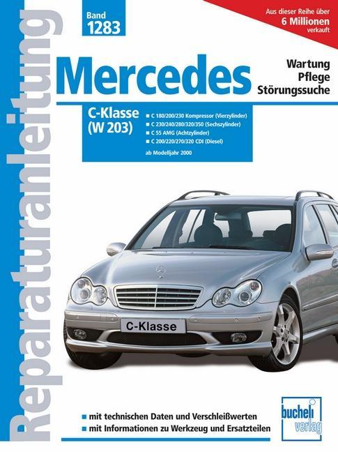 Mercedes-Benz C-Klasse (W 203) als Buch (kartoniert)