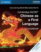 Cambridge IGCSE (R) Chinese as a First Language Coursebook