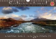 Schottland - Land der Legenden (Wandkalender 2020 DIN A4 quer)