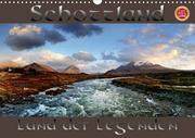 Schottland - Land der Legenden (Wandkalender 2020 DIN A3 quer)