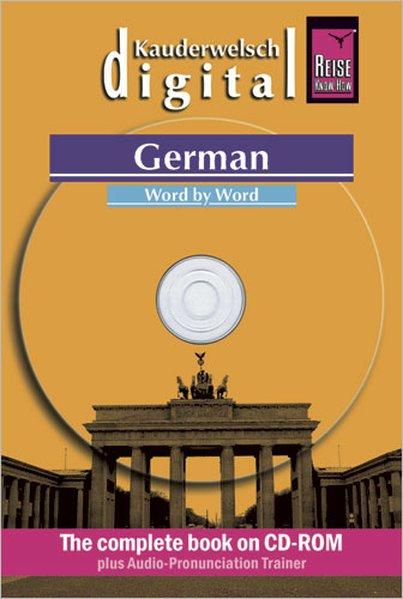 German Wort für Wort. Kauderwelsch digital. CD-...