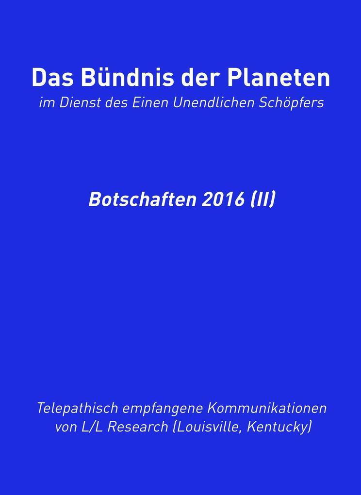 Das Bündnis der Planeten als eBook
