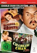 Charlie Chan Collection - Vol. 5 / (Charlie Chan in Rio + Das Schloss in der Wüste) DVD