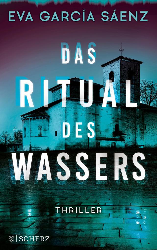 Das Ritual des Wassers als Buch