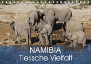 Namibia - Tierische Vielfalt (Tischkalender 2020 DIN A5 quer)