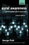 Aural Awareness: Principles and Practice