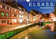 E L S A S S Impressionen (Wandkalender 2020 DIN A4 quer)