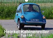 Heinkel Kabinenroller Typ 154 (Wandkalender 2020 DIN A4 quer)