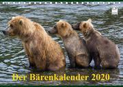 Der Bärenkalender 2020 (Tischkalender 2020 DIN A5 quer)