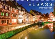 E L S A S S Impressionen (Wandkalender 2020 DIN A2 quer)