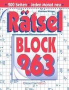 Rätselblock. Bd.263