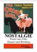NOSTALGIE Poster aus Film, Theater und Werbung (Wandkalender 2020 DIN A4 hoch)
