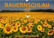 BAUERNSCHLAU 2020 (Wandkalender 2020 DIN A3 quer)