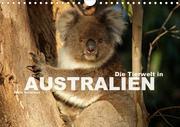 Die Tierwelt in Australien (Wandkalender 2020 DIN A4 quer)