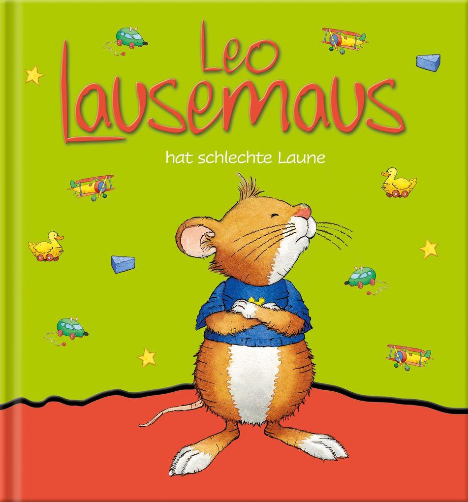 Leo Lausemaus hat schlechte Laune als Buch