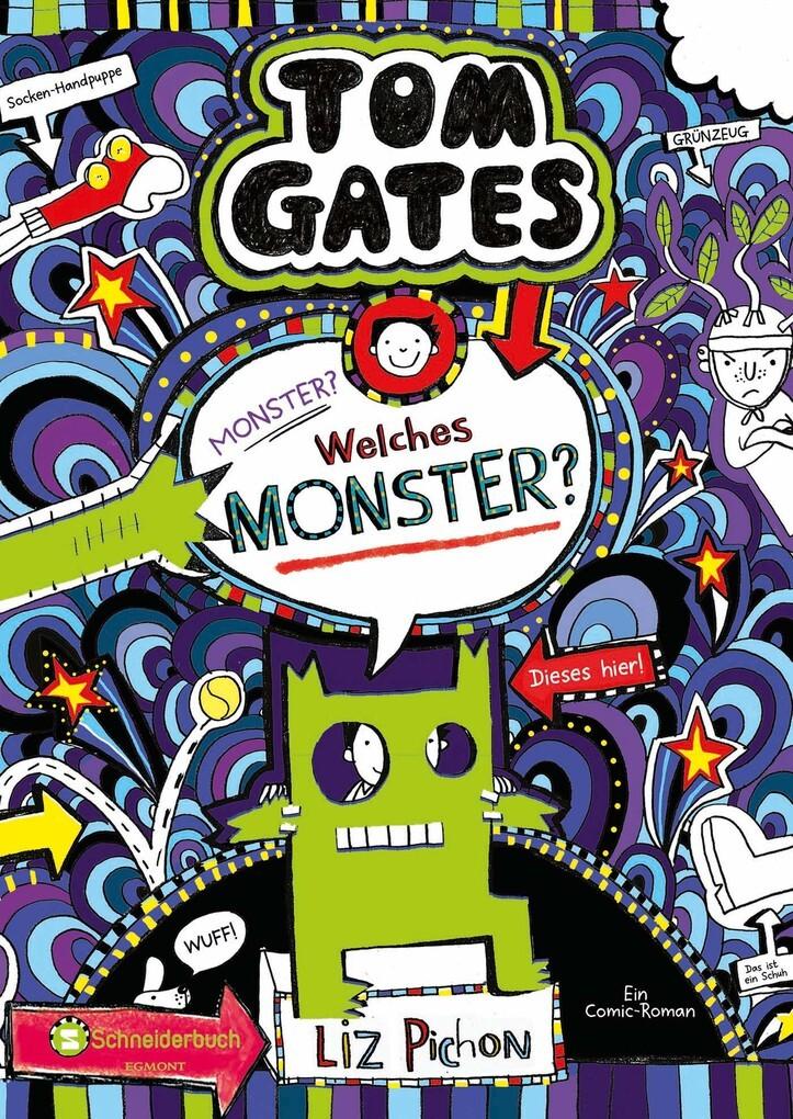 Tom Gates, Band 15 als eBook