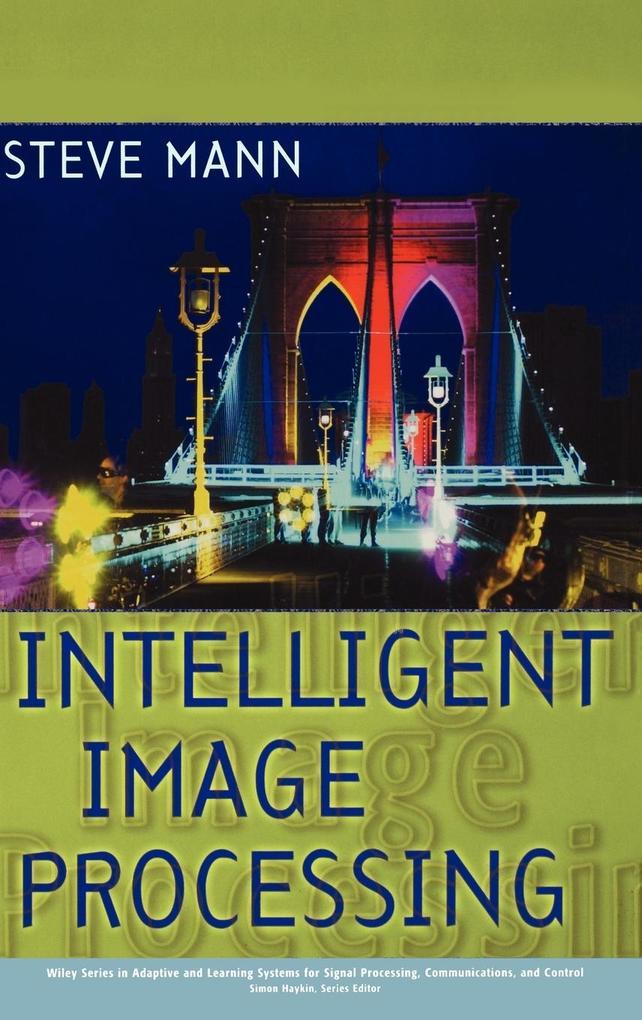 Image Processing als Buch von Mann