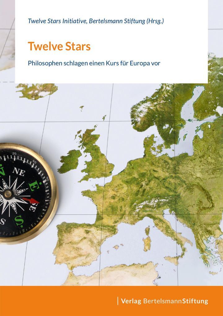 Twelve Stars - Deutsche Ausgabe als eBook