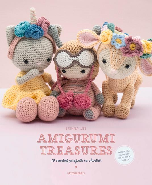 Huggable Amigurumi Review + Interview + Giveaway (With images ... | 648x535