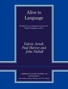 Alive to Language