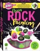 Zap! Extra Neon Rock Painting