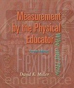 Measurement by the Physical Educator with Powerweb: Health and Human Performance