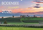 Bodensee - Stimmungen (Wandkalender 2020 DIN A2 quer)