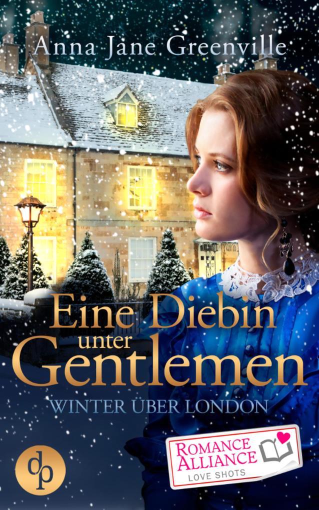 Eine Diebin unter Gentlemen (Liebe, Historisch) als eBook