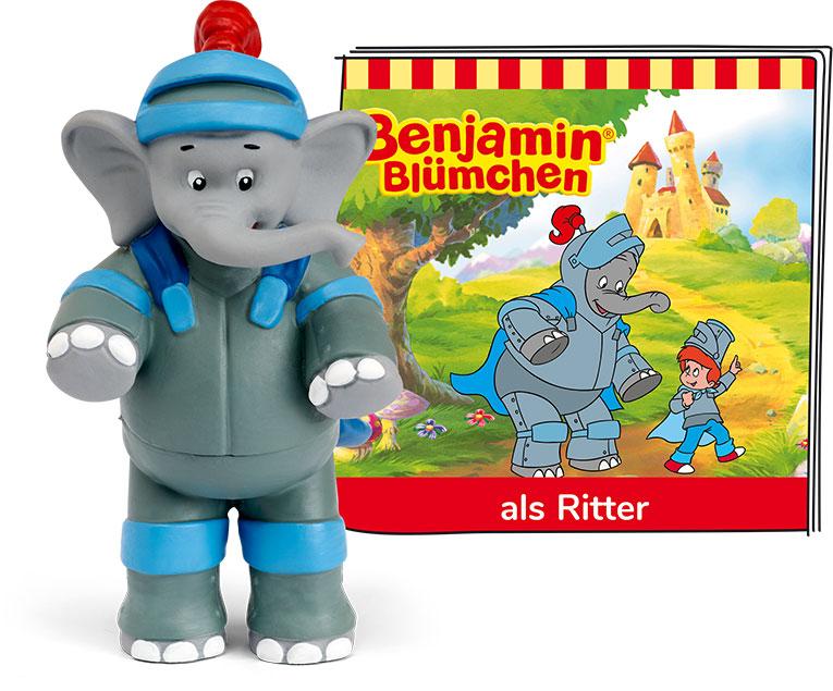 Tonie - Benjamin Blümchen als Ritter als sonstige Artikel