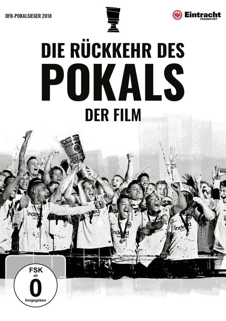 Die Rückkehr des Pokals - Der Film als DVD